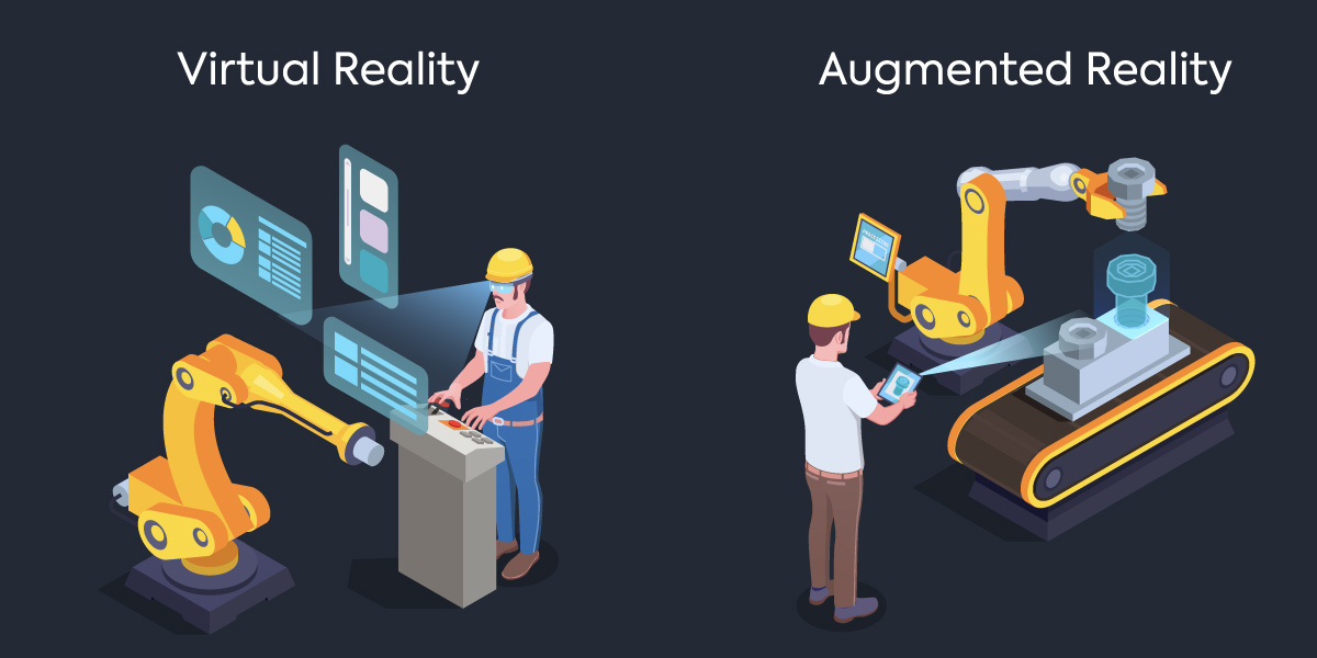 Augmented-Reality-and-Virtual-Reality